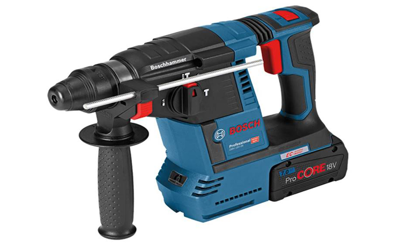 Demo new kit from Bosch at Harrogate